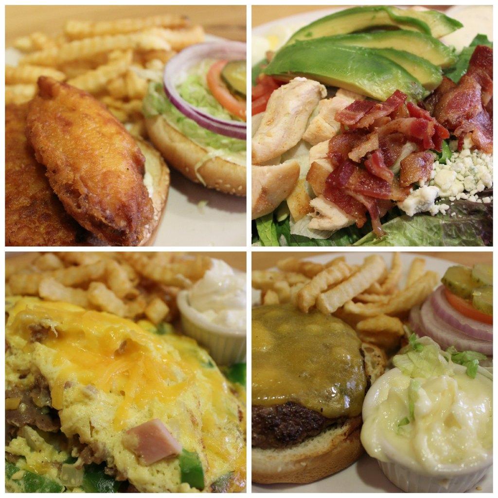 Annie Creek Resturant Collage