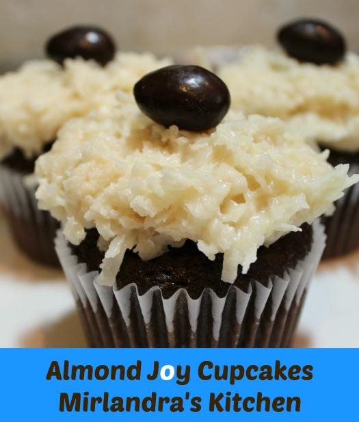 AlmondJoyCupcakes