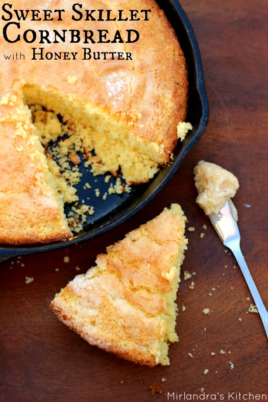 SweetSkilletCornbread