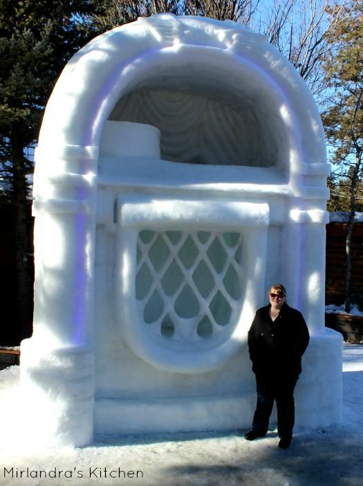 JukeboxIceSculpture