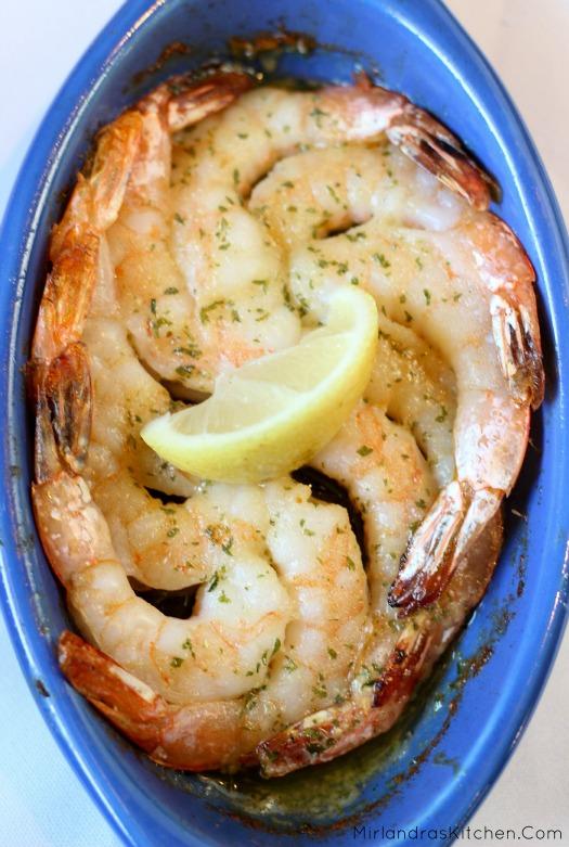 Red Lobster Garlic Shrimp Scampi