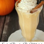 Spiked Pumpkin Pie Milkshake - Mirlandra's Kitchen