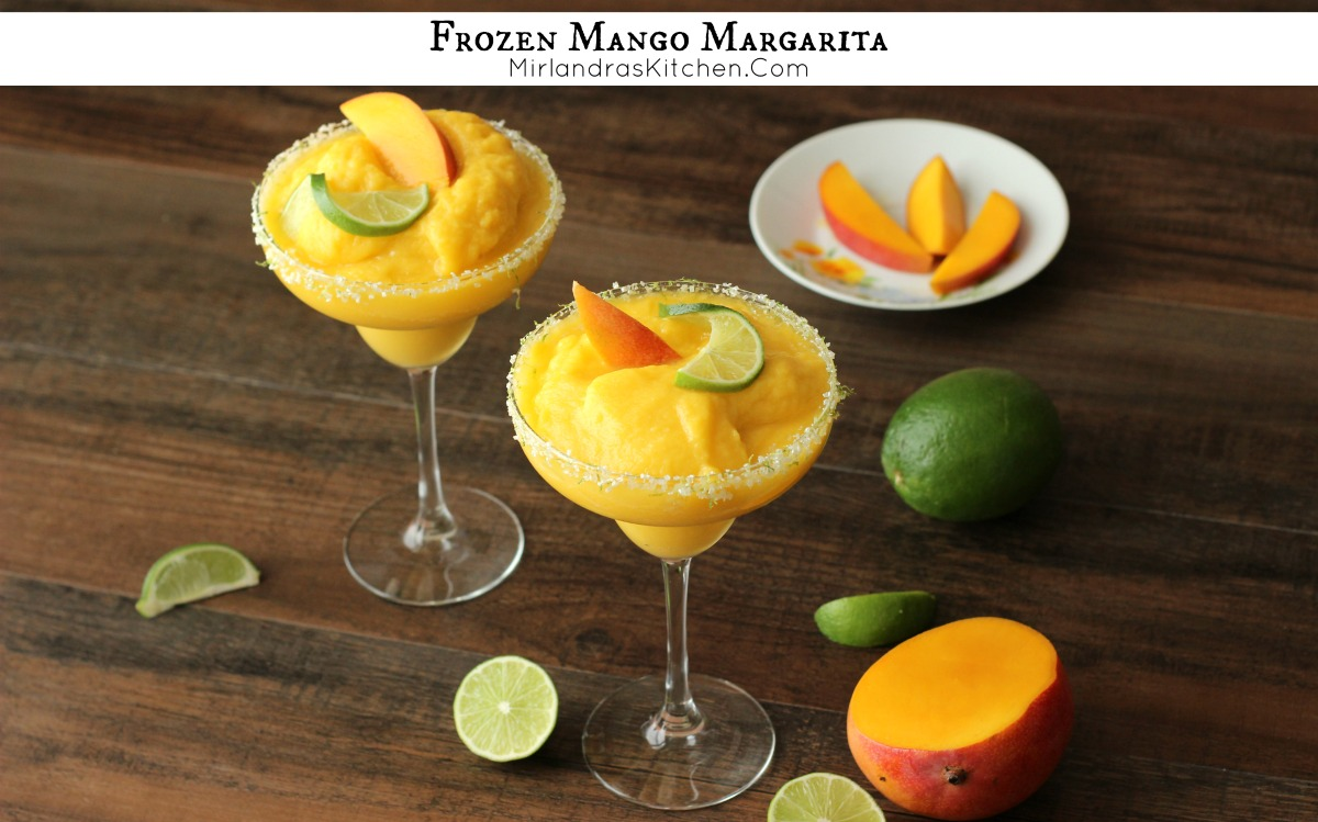 how to make margaritas in vitamix